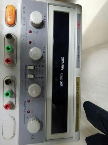 70 elan | TIBBI MƏHSULLAR: Mastech HY 5003-3.Блок питания лабораторныйОт 0÷50вольт /3АНовыйЦена