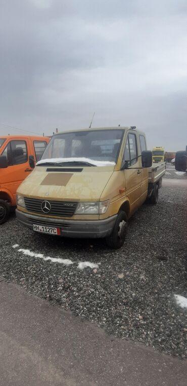 спринтер 2 9 тди в Кыргызстан: Mercedes-Benz Sprinter 2.9 л. 1998 | 205000 км