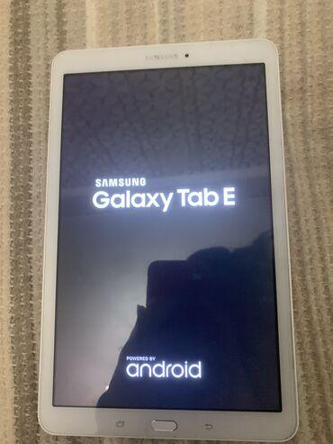 Samsung galaxy tab 3 - Азербайджан: Samsung Galaxy Tab E yaxwi veziyetdedi hecneyi yoxdu işlek veziyetdedi