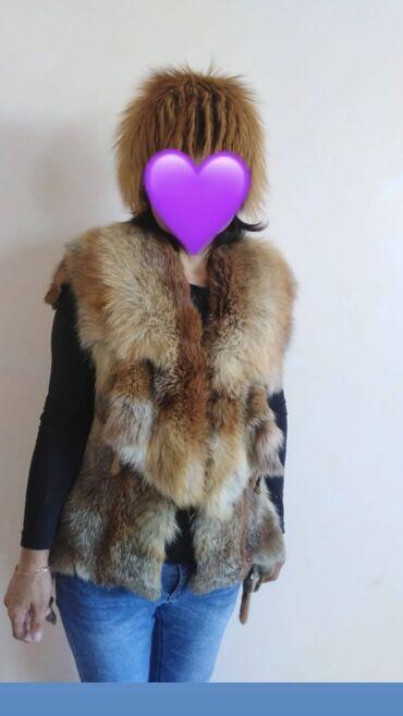 Женская одежда - Маловодное: Продаю натуральную лису Цена договорная Звоните
