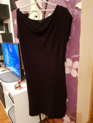 Crna haljina xl... 800dinara - Belgrade