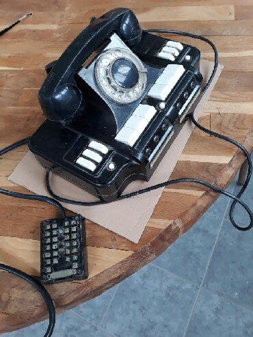 телефон флай с большими кнопками в Азербайджан: Телефон дисковый