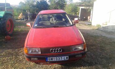 Audi | Srbija: Audi 80 1.6 l. 1991 | 22000 km