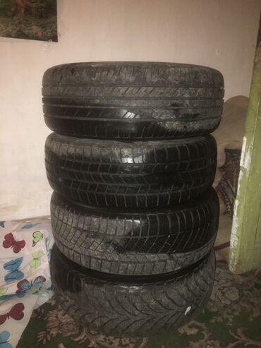 шредеры 16 на колесиках в Кыргызстан: Продам резину  205/60/16 Зима  Состояние хорошее!