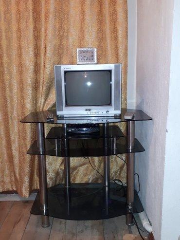 Продаю б-у телевизор TACT - 2000 с и подставку под телевизор 1000 с в  в Бишкек