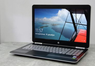Ноутбук HP Pavilion core i5-7300HQ GTX 1050 в Бишкек