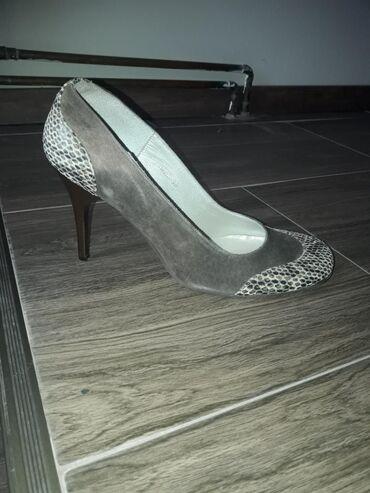 Ženska obuća | Lazarevac: Zenske braon cipele
