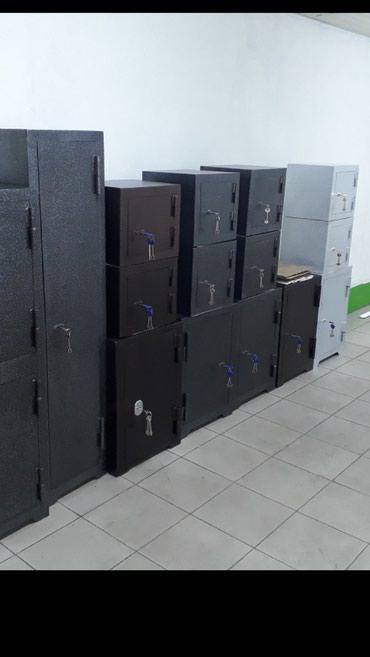 Сейфы оптом шкафы Оружейники в Бишкек