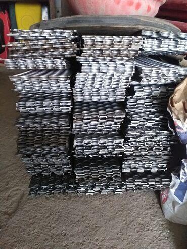 сетка мак для кладки кирпича в Кыргызстан: Продаю высечку длина 2 метра, ширина 13см. заводские качество супер
