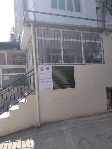 Kommersiya daşınmaz əmlakı - Azərbaycan: Memar əcəmi metrosunun yanında vəkil kabinetində ayrıca 1 otaq icarəyə