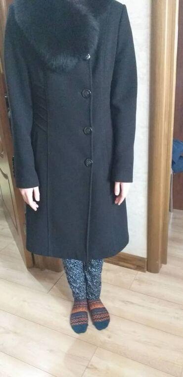 Продаю кашемировое пальто (Турция)размер 46-48 почти как новая
