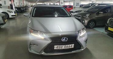 Lexus в Кыргызстан: Lexus ES 2.5 л. 2016   121000 км