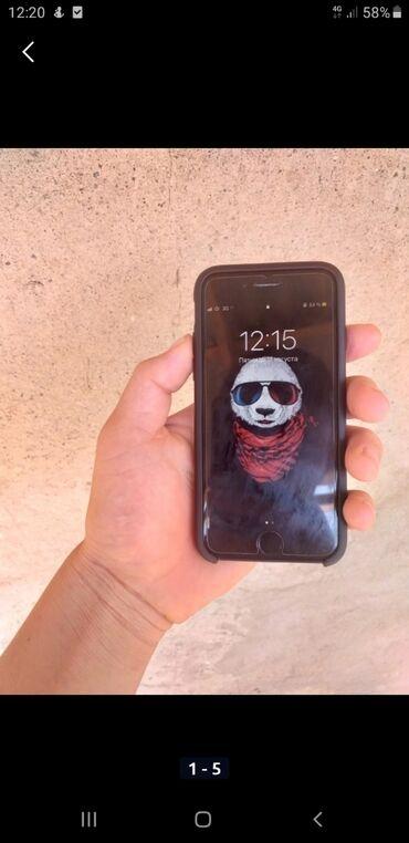 obmen iphone 5 в Кыргызстан: IPhone 7 black матт 32гбПродаю свои Айфон Состояния 10/9Батарея 77%