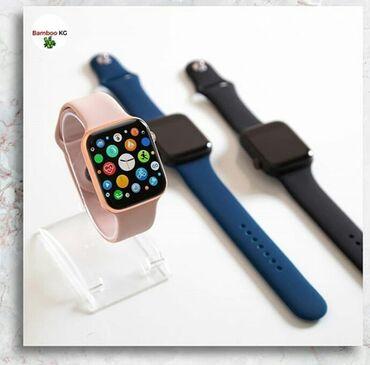 Белые Унисекс Наручные часы Apple