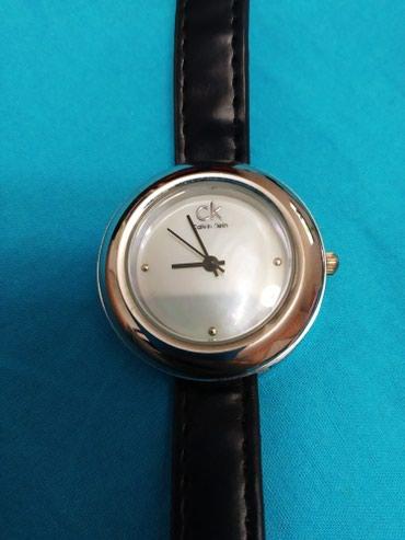 Bakı şəhərində Qadın Klassik Qol saatı Calvin Klein