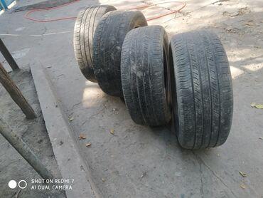 диски на бмв x5 в Кыргызстан: Шины от БМВ X5 две задние широкие