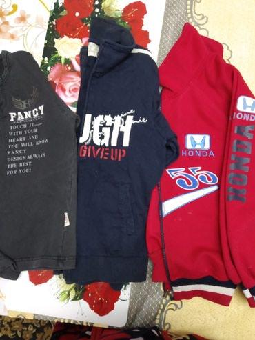 Продаю спортивные кофты. разных размеров для подростков не дорого. в Сокулук