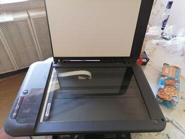 hp принтеры в Азербайджан: 3u birinde printer Hp Deskjet 2050. Qara katrici islemir. Yenisi alin