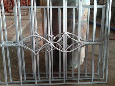 Изготовление любых решеток ворота в Бишкек