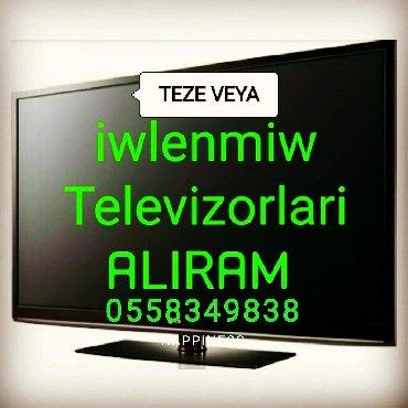 aliram - Azərbaycan: Yeni. Ve ikinci el Telivizorlari yüksek Qiymetle Unvandan Aliram
