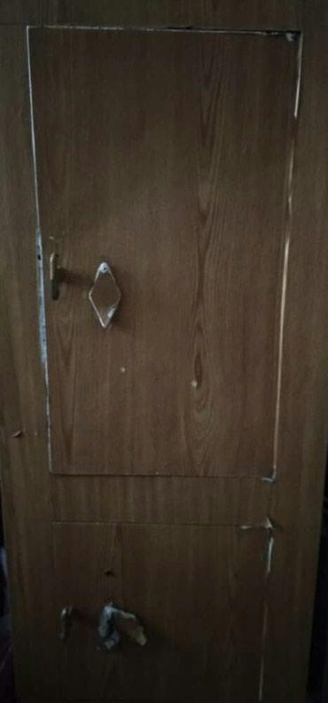 Продаю надежный сейф... Оригинал! Железный, тяжелый! в Бишкек
