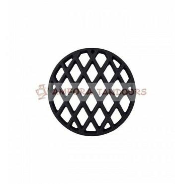 Решетка для стейков с матовым керамическим покрытием Диаметр - 21 см