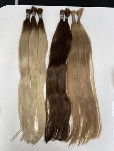 Славянский волос для наращивания  Лучшая цена  Супер качество  Без пер