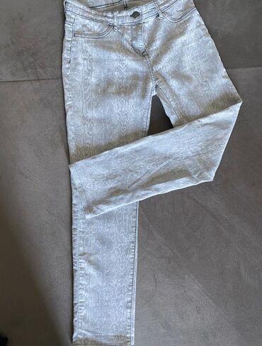 Тонкие джинсы ! Состояние новое !! Размер 38/М