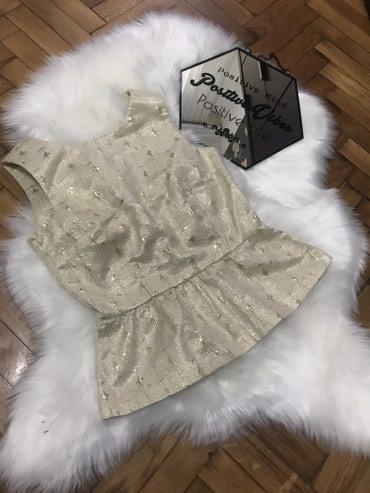H&M majica, elegantna, lepo istice struk, odgovara S velicini, - Sremska Mitrovica