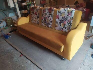 старенький диван в Кыргызстан: Диваны новые раскладные есть ватсап выбор большой район восток 5