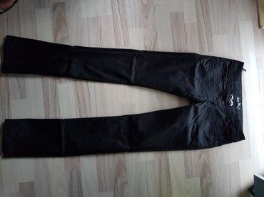 Crne pantalone - Sid
