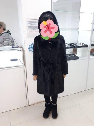 Срочно продам норковую шубу в Бишкек