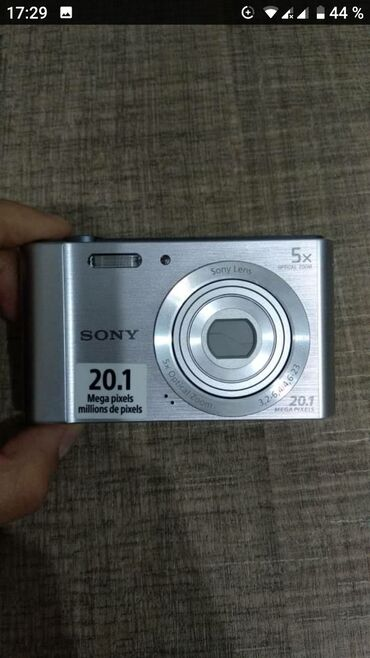рабочий фотоаппарат в Кыргызстан: Рабочий фотоаппарат Сони, но без зарядки