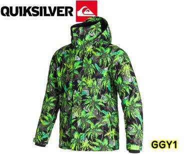 Мужская Куртка Quiksilver Mission Plus Mountain в Бишкек