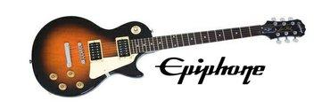 Гитара. Epiphone les poul 100. дом торговли, музыкальный магазин