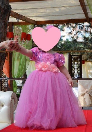 Продаю детское платье, размер на 1 в Бишкек