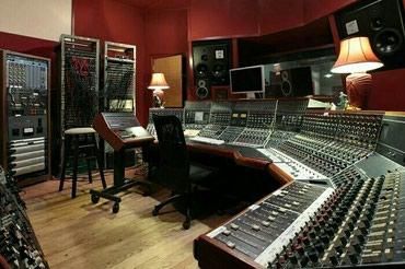 """студия звукозаписи комплектация в Кыргызстан: Студия звукозаписи """"Skyfe Records""""предлагает следующие"""
