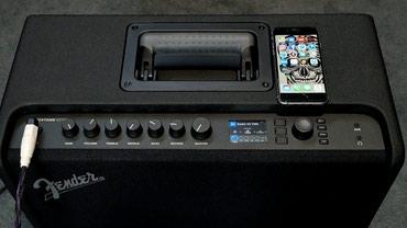 Bakı şəhərində Fender mustang GT200