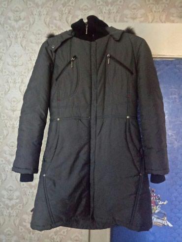 Пальто очень качественное теплое. в Бишкек