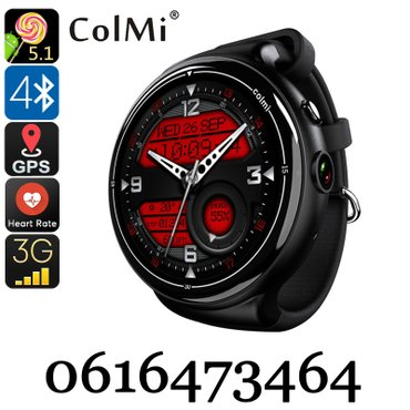 Android 5.1 OS 2GB 16GB 2MP WIFI 3G GPS-Colmi i2 Smartwatch - Kragujevac