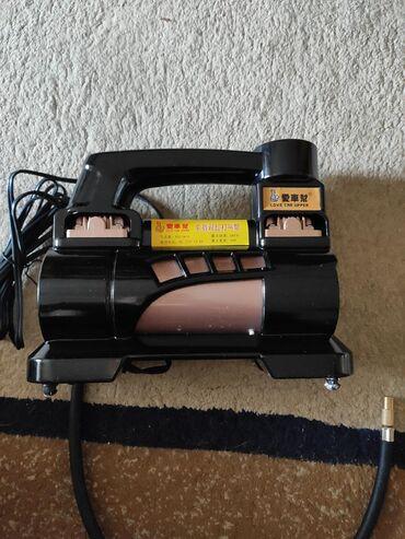 Продаю новый мощный-двухцилиндровый компрессор c регулятором давления