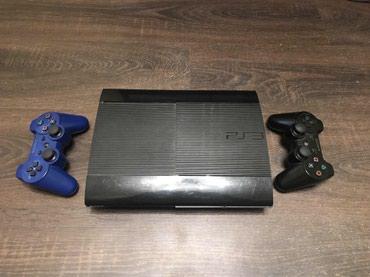 super stilnaja в Кыргызстан: Приставка Sony playstation Super Slim 500gb+ 37?игр внутри!