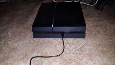 ps4 s в Кыргызстан: Sony PlayStation 4fat 500 gb Работает как часики Игры 3 диска  UFS 2 В