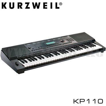 СинтезаторKP110 - Это следующий уровень для создания незабываемых