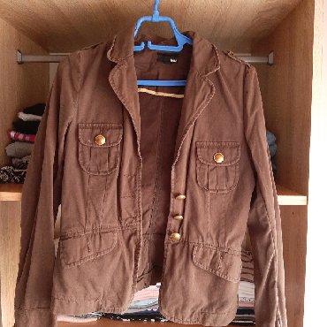 Hm-jakna-m-popust - Srbija: HM zenksa jakna, veličina S