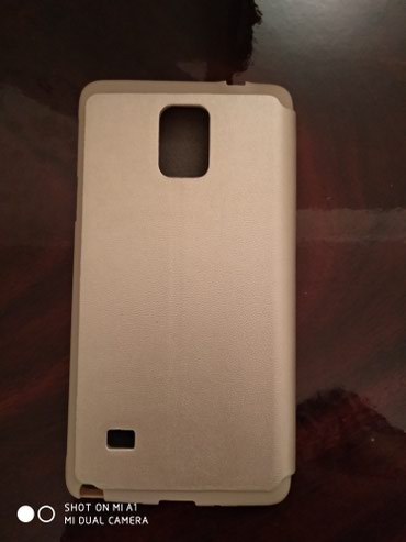 Samsung Note 4 Case - Bakı