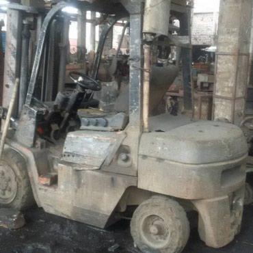 Кара бесцветная 3 тонник, не рабочая в Бишкек
