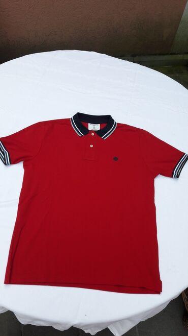 Cetiri majice - Srbija: Springfield muska majica velicina M nova