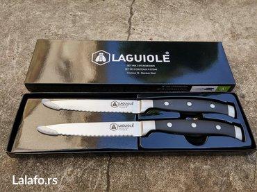 Ekskluzivni francuski noževi laguiole - namenjeni za sečenje mesnih - Beograd