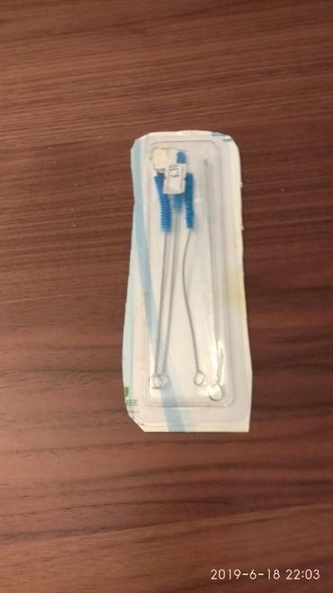 бортики для кроватки в Азербайджан: Новые щётки для чистки сосок на бутылке. 6 Ман